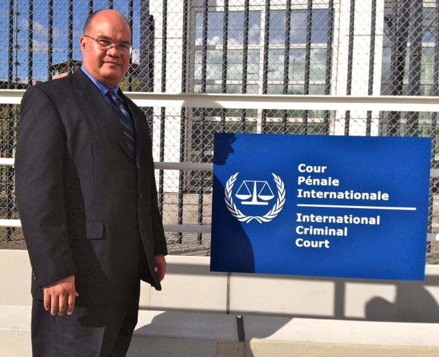 Hawaiian Kingdom files at International Court of Justice