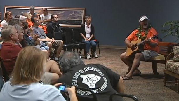 VIDEO: 6th annual Wayfinding and Navigational Fest at 'Imiloa