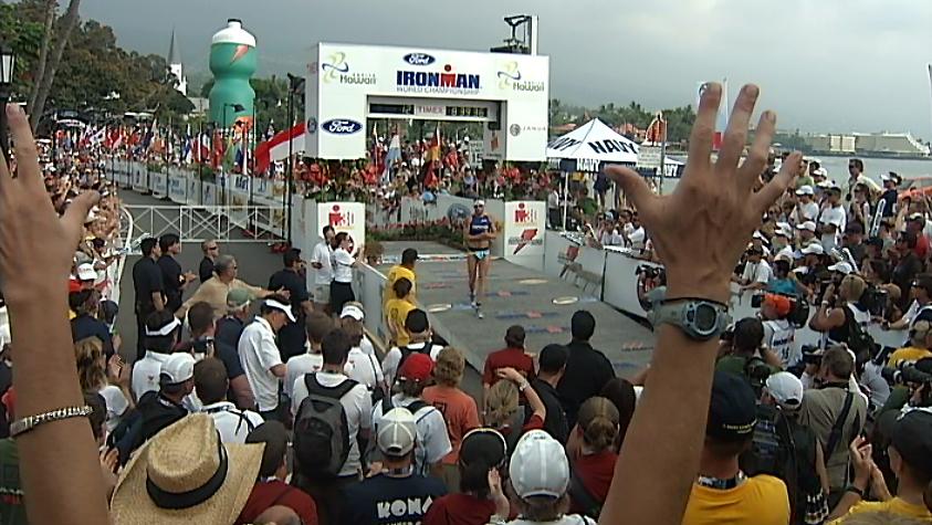 Ironman Championship today in Kona
