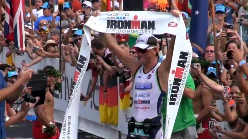 Ironman World Champions crowned: Van Lierde, Carfrae
