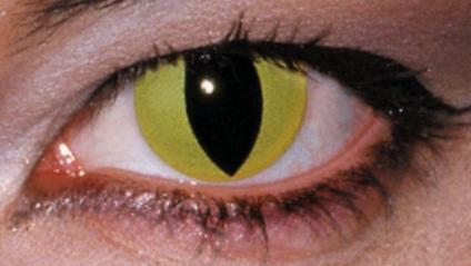 Hawaii warns of costume contact lens injury