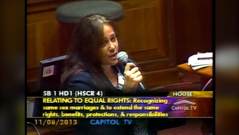 VIDEO: Hawaii House passes same sex marriage bill