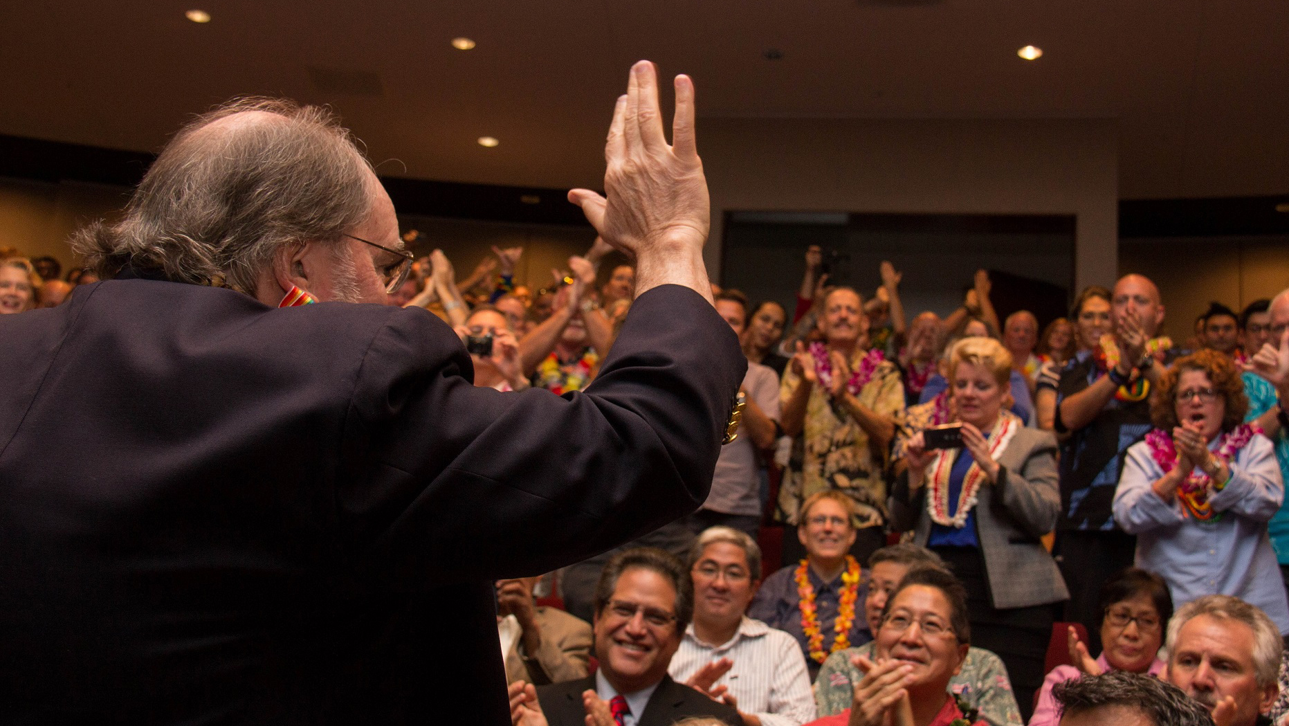Hawaii becomes 15th state to legalize gay marriage