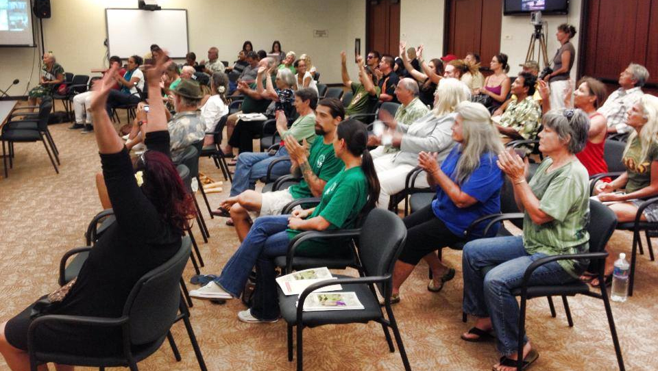 VIDEO: Hawaii County Council final reading on GMO bill 113