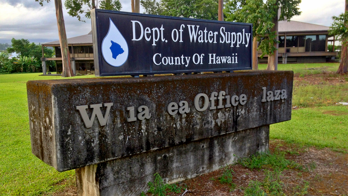 Hawaii County Solid Waste admin relocates