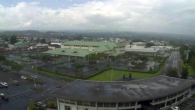 Thunder rolls over Hawaii, flood advisory in effect