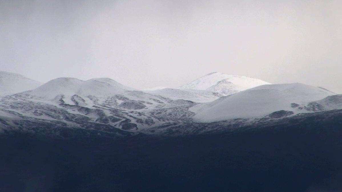Snow covers Mauna Kea, Mauna Loa during Winter Storm Warning