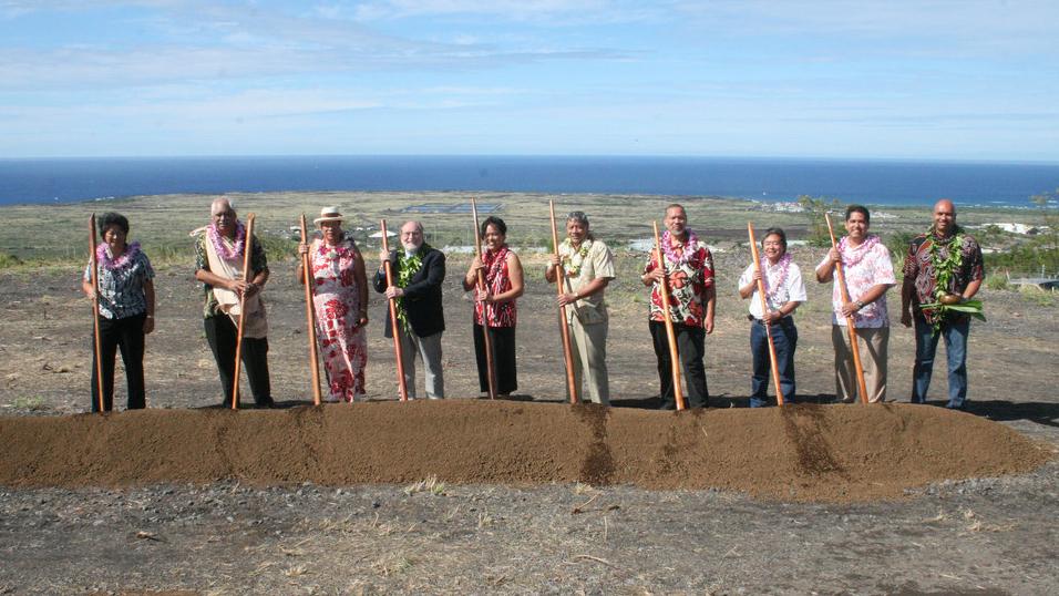 DHHL breaks ground on Lai Opua Village 4 in Kona