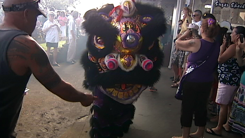 VIDEO: Chinese New Year Festival held in Hilo