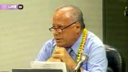 Sen. Russell Ruderman on Capitol TV