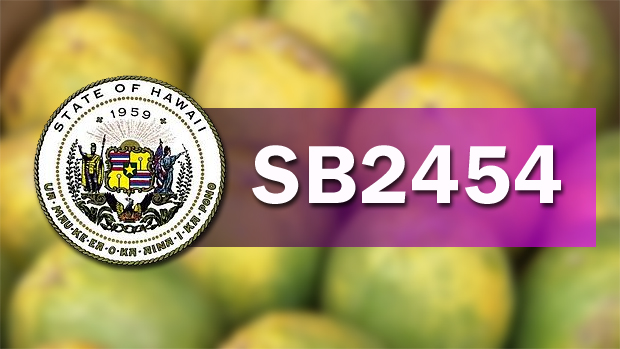 GMO regulation task force bill moving in Senate