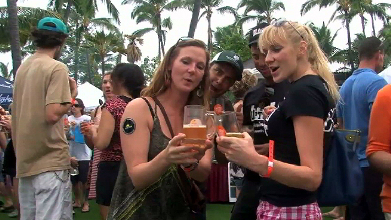 VIDEO: Kona Brewers Festival draws thousands