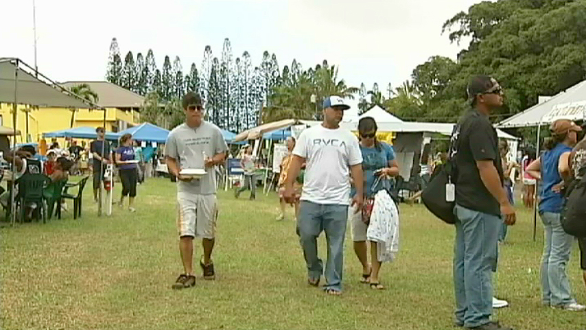 VIDEO: Purchase of Banyan Trees Park in Hawi supported