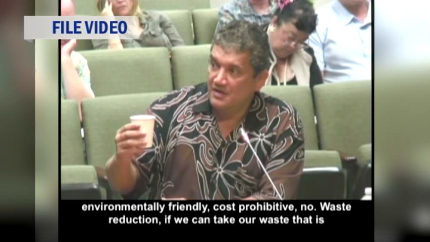 VIDEO: Kenoi's Waste to Energy plan, part 1