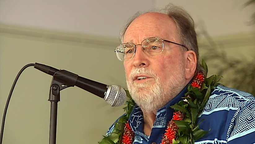 VIDEO: Governor Abercrombie campaigns in East Hawaii