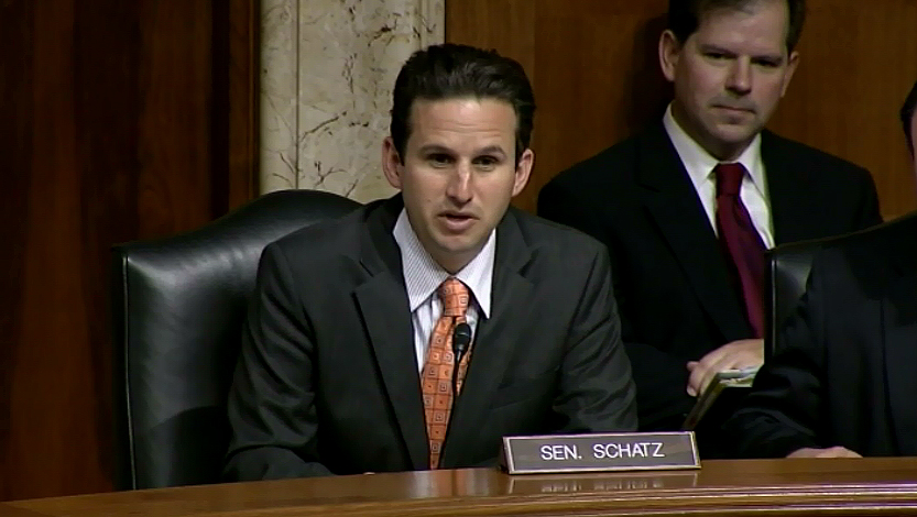 VIDEO: Obama endorses Sen. Brian Schatz