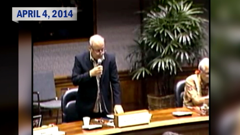 VIDEO: Sen. Ruderman floor statement on Richard Ha