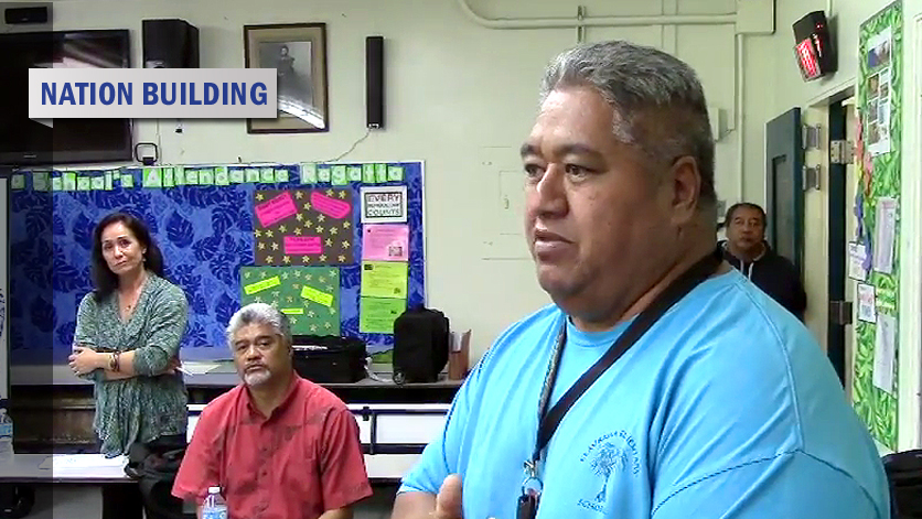 VIDEO: OHA Nation Building Meetings Begin