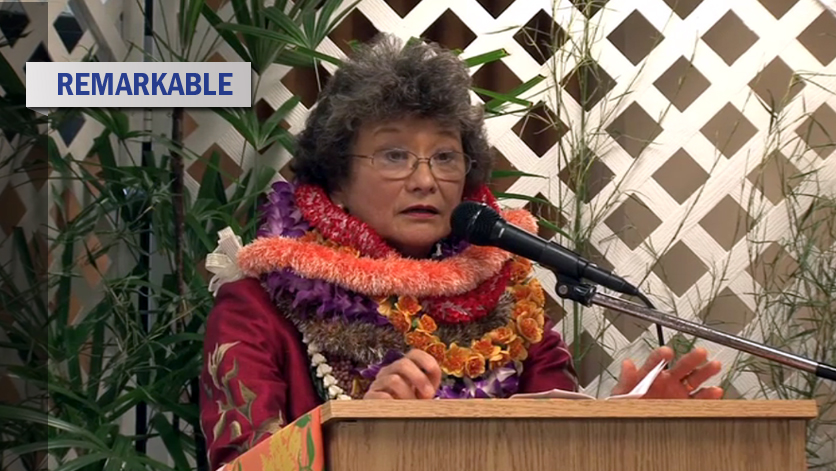 VIDEO: YWCA Hawaii Island Remarkable Persons 2014