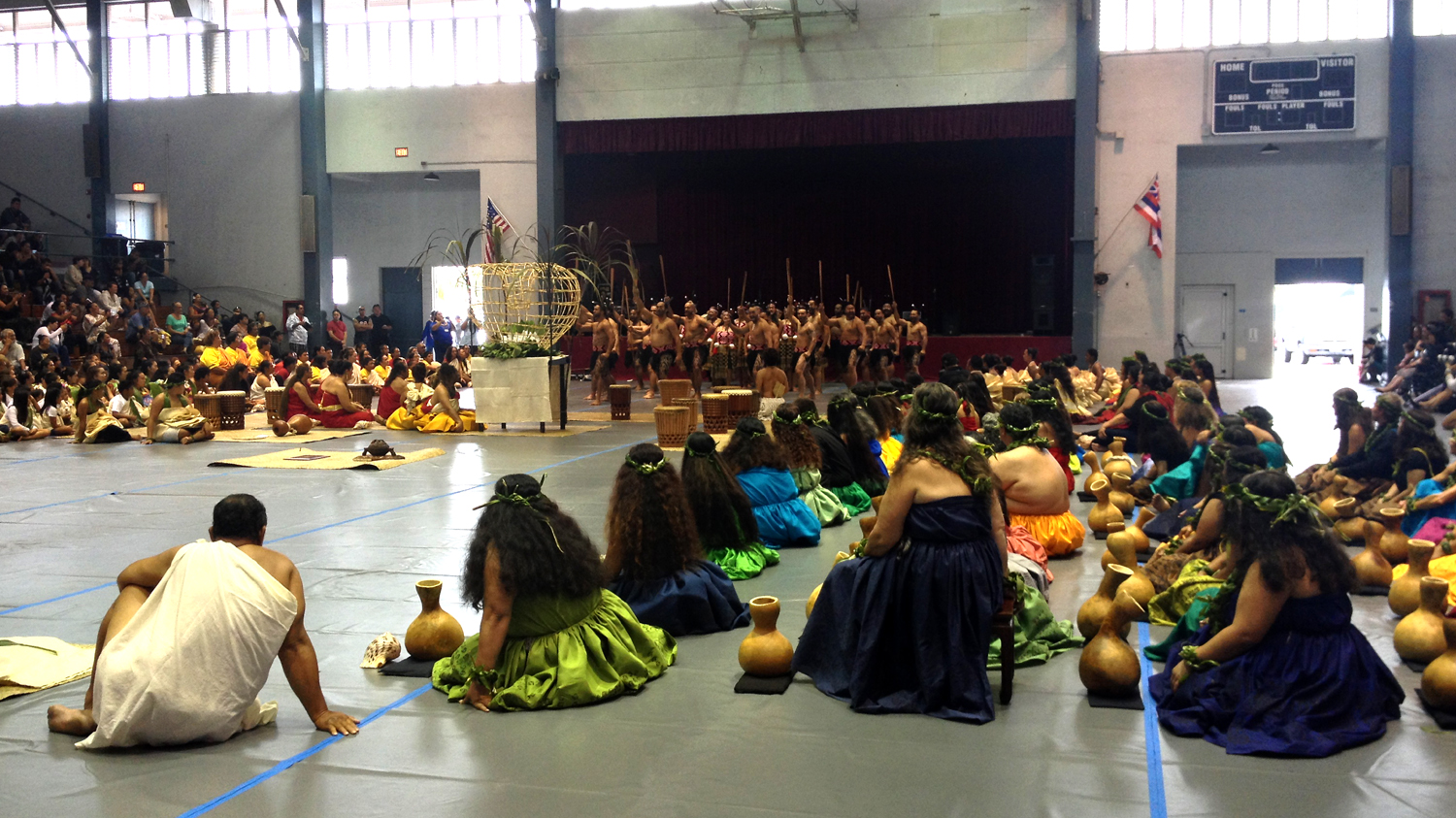 VIDEO: 2014 Merrie Monarch Festival begins