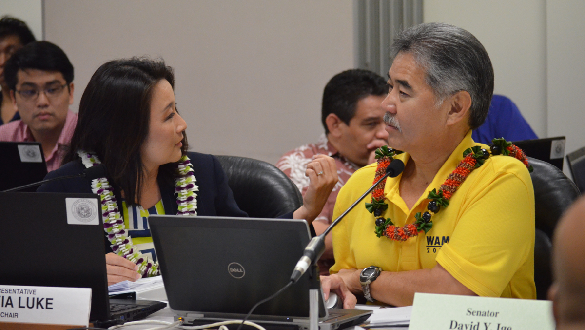 Hawaii Lawmakers Agree on Budget Bill