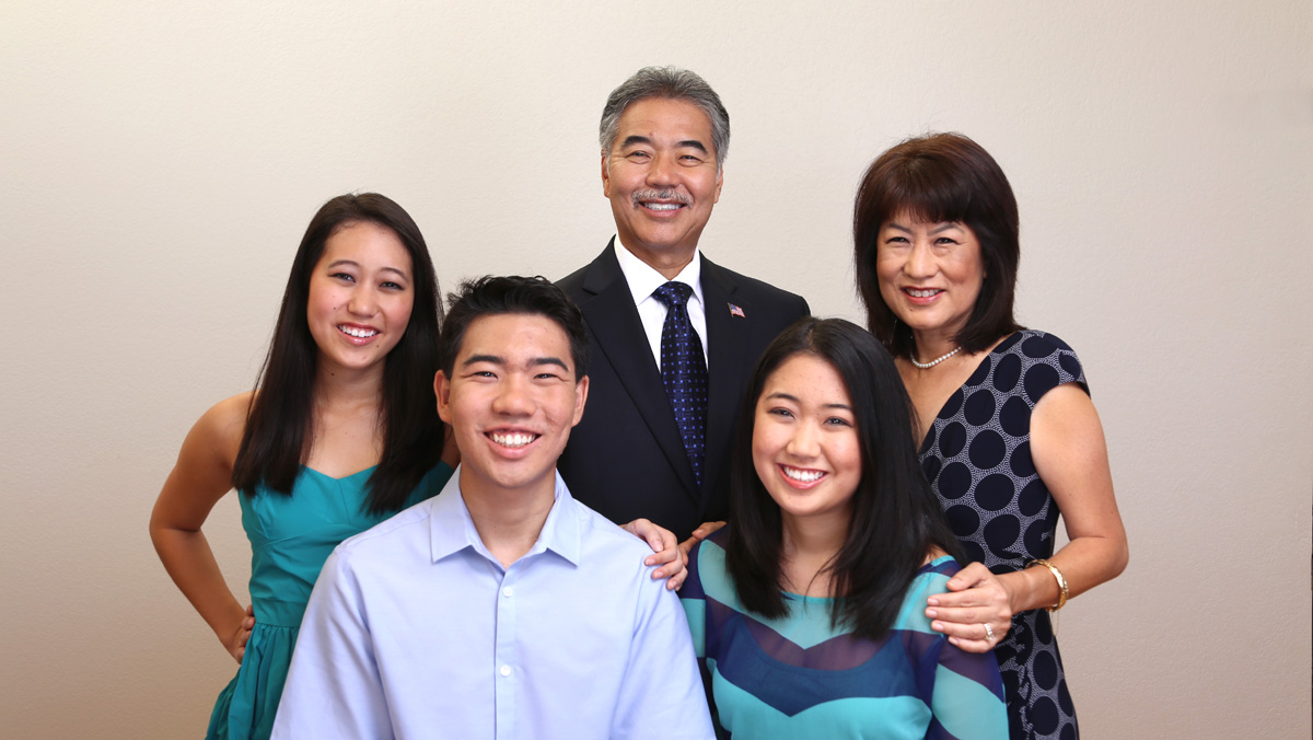 VIDEO: Legislative Access Part of Sen. Ige's Final Speech