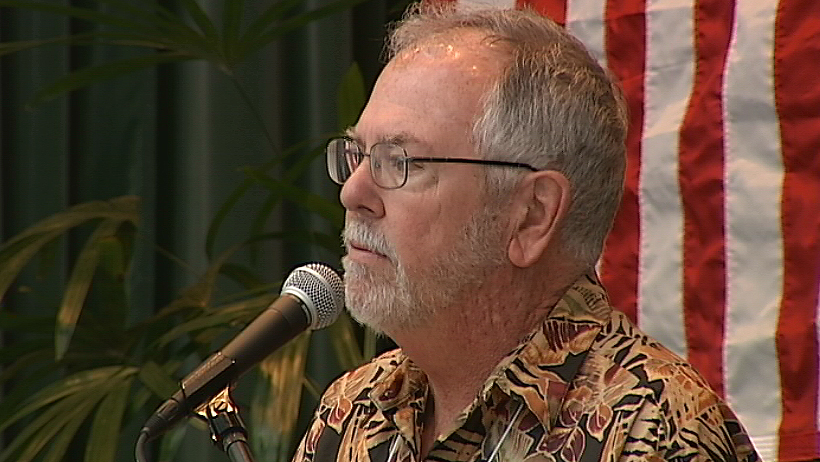 VIDEO: Rep. Creagan at Hawaii Co. Democrat Convention