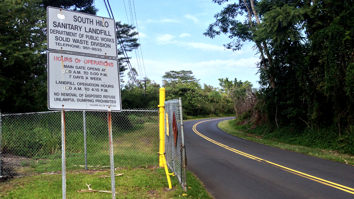 Hawaii County cited for solid waste violations