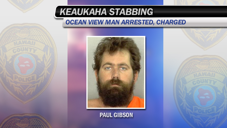 Attempted Murder Charges After Keaukaha Stabbing