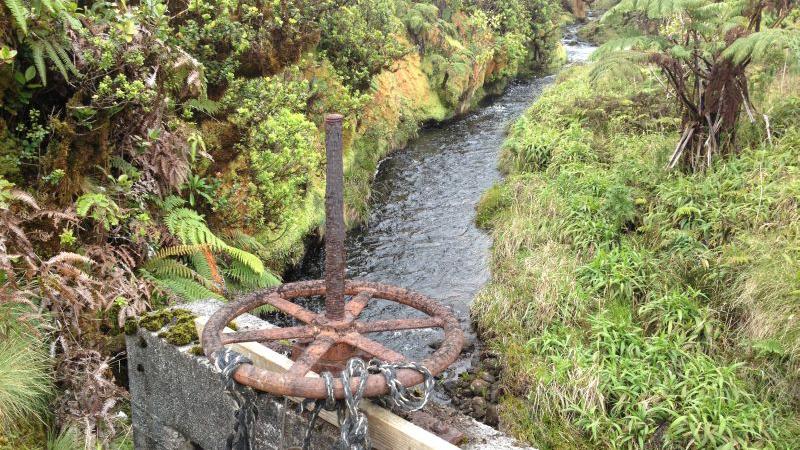 $340,000 Released For Waimea Irrigation System