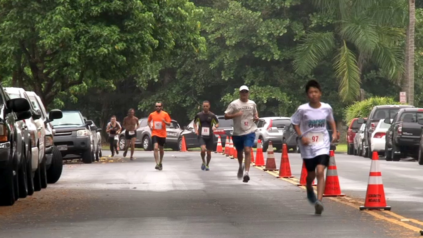 "VIDEO: Police Week ""Run to Honor"" in Hilo"