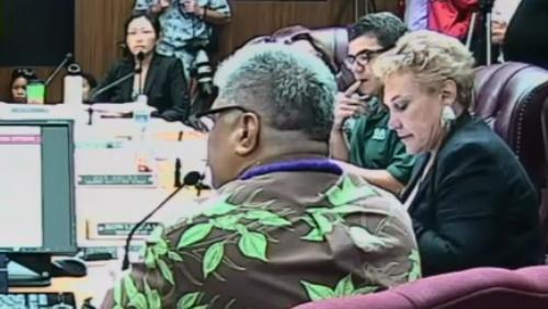 OHA Testimony: Trustee Rowena Akana