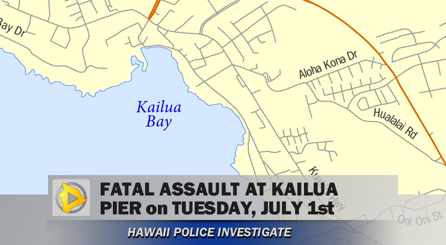 Police Investigate Fatal Assault in Kailua Village
