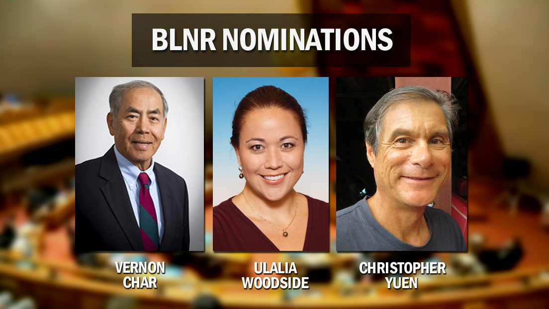 Hawaii Island's Chris Yuen Nominated to BLNR