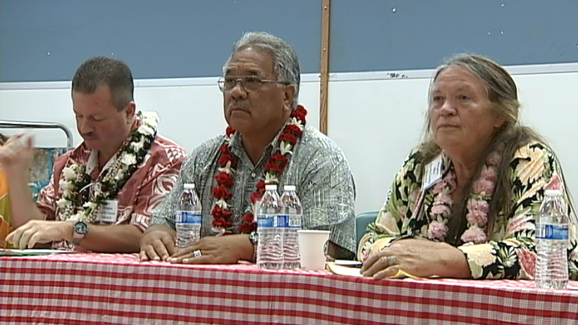 VIDEO: Waimea Forum – State Senate 4, County Council 1 and 9
