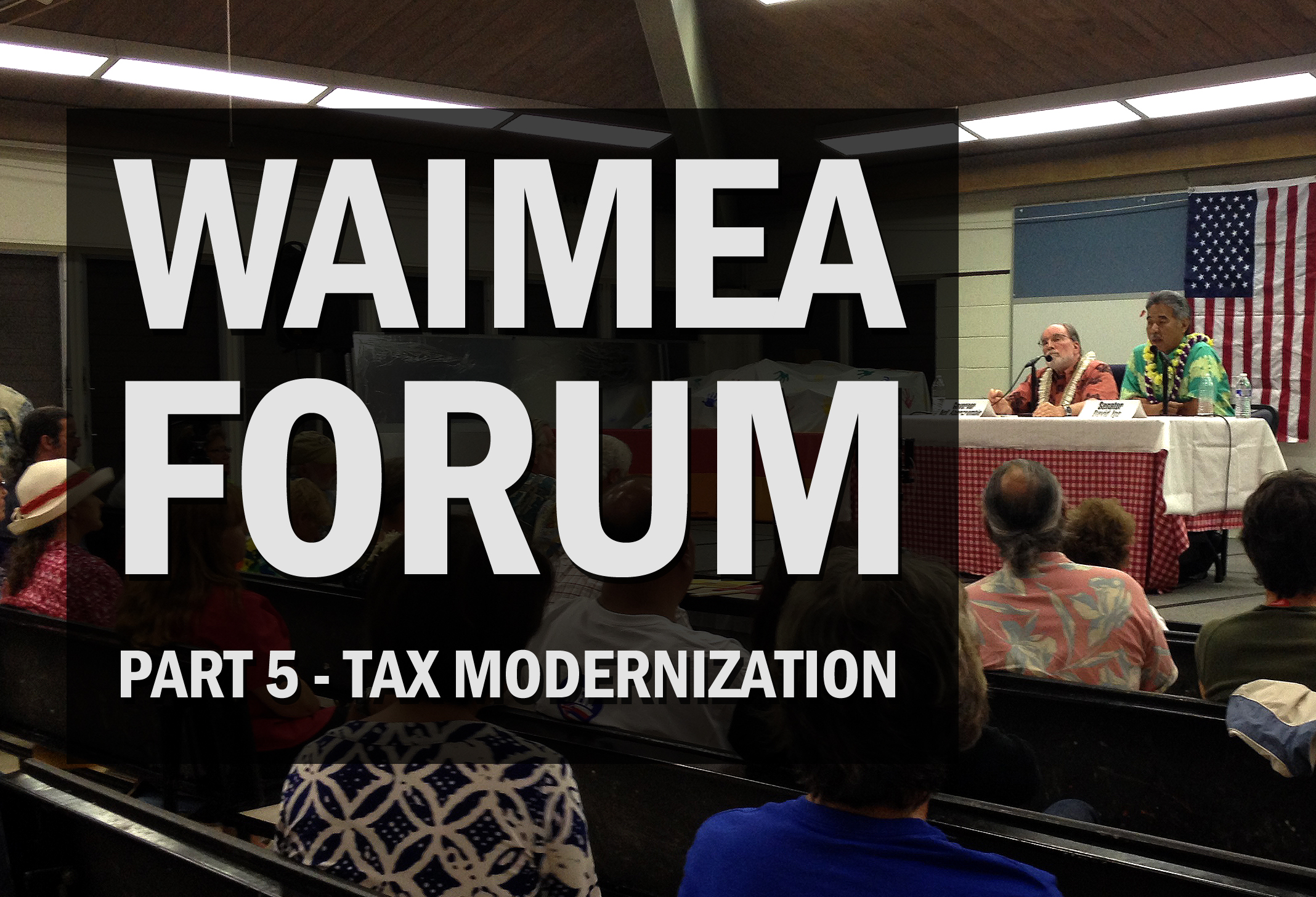 Tax Collection: Candidates Weigh In On Tax Modernization