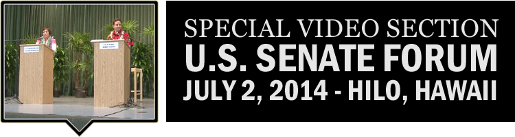 Special Section - Senate