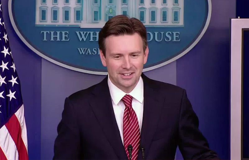 VIDEO: White House Press Brief Mentions Hawaii Hurricanes