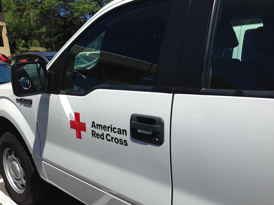 Stolen Red Cross Truck Recovered in Papaikou