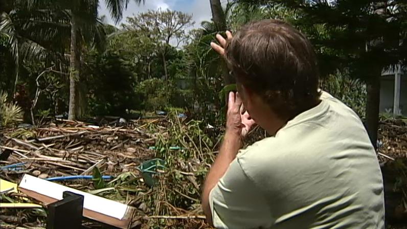 VIDEO: On The Ground – Iselle Wrecks Kapoho Vacationland