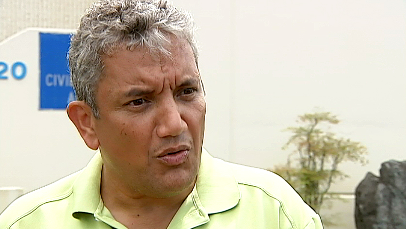 VIDEO: Mayor Kenoi First Post-Iselle Interview