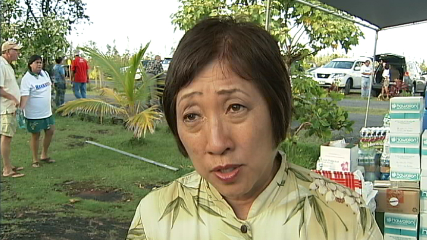 VIDEO: Hanabusa Says Court Decision Unfortunate For Puna