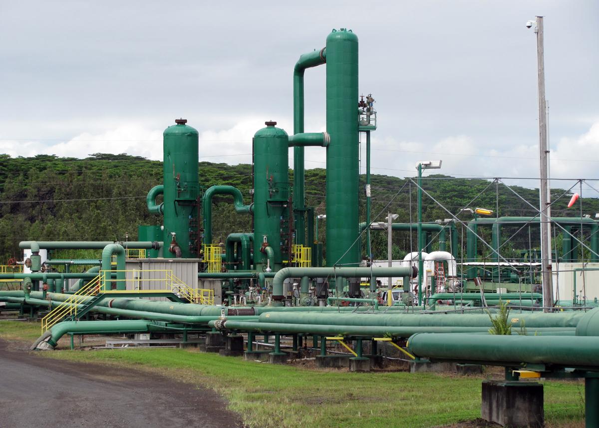 Puna Geothermal Plant Coming Back Online