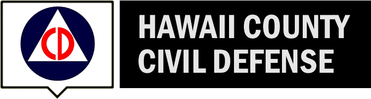 Hawaii County Civil Defense