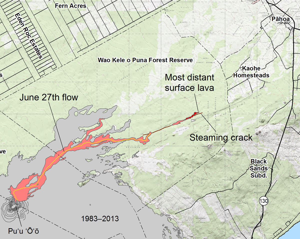 Inset from Sept 1 USGS map
