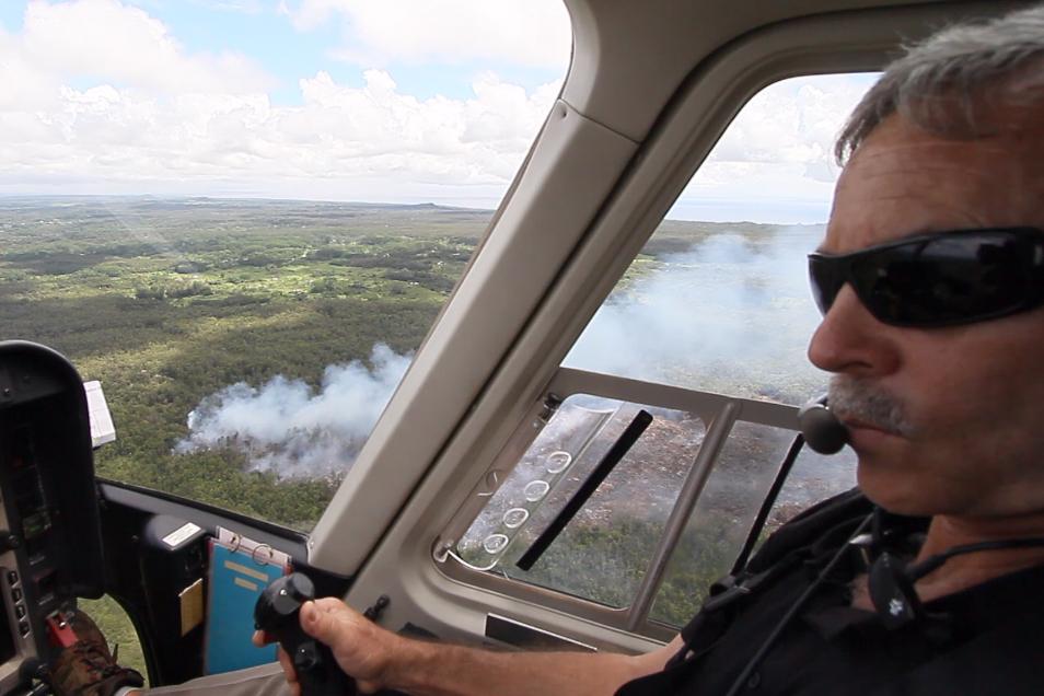 VIDEO: Guided Lava Flyover on September 16