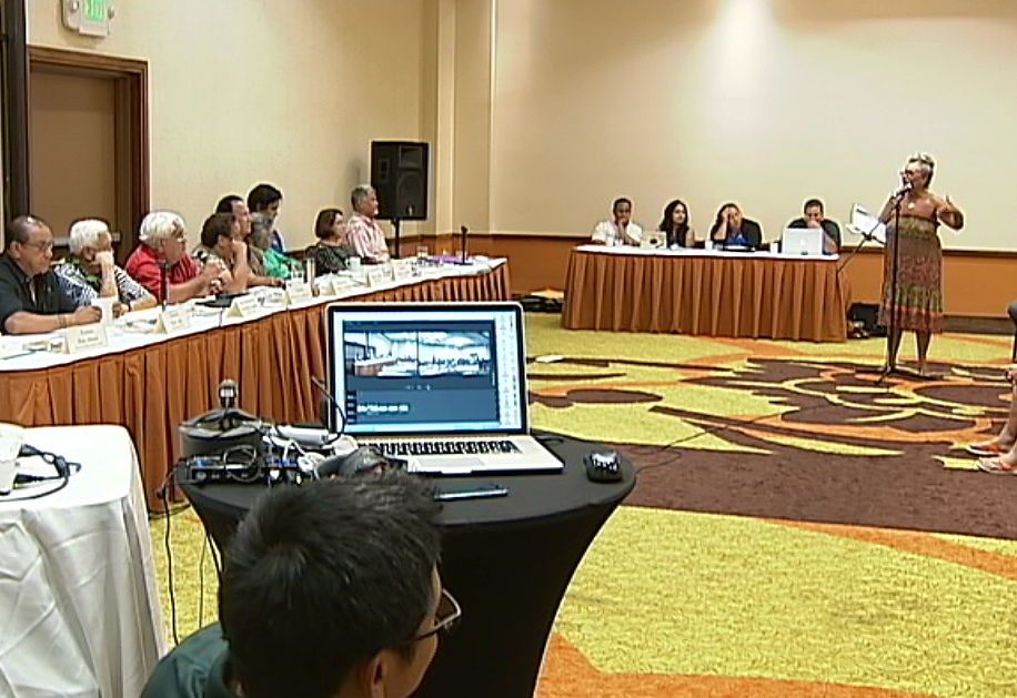 VIDEO: OHA Hears From Beneficiaries In Kona