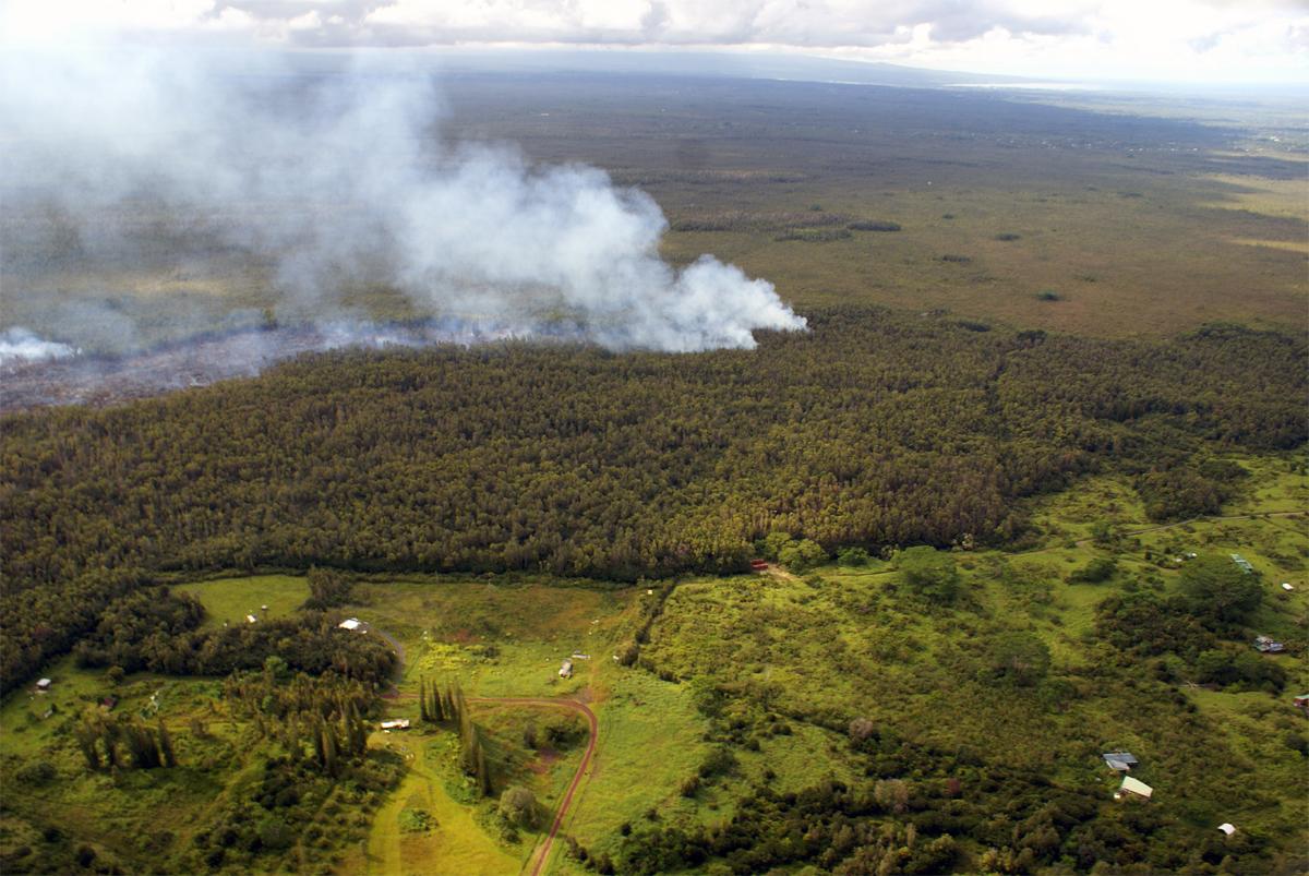 VIDEO: Civil Defense Eruption Update for Thursday (Sept. 18)