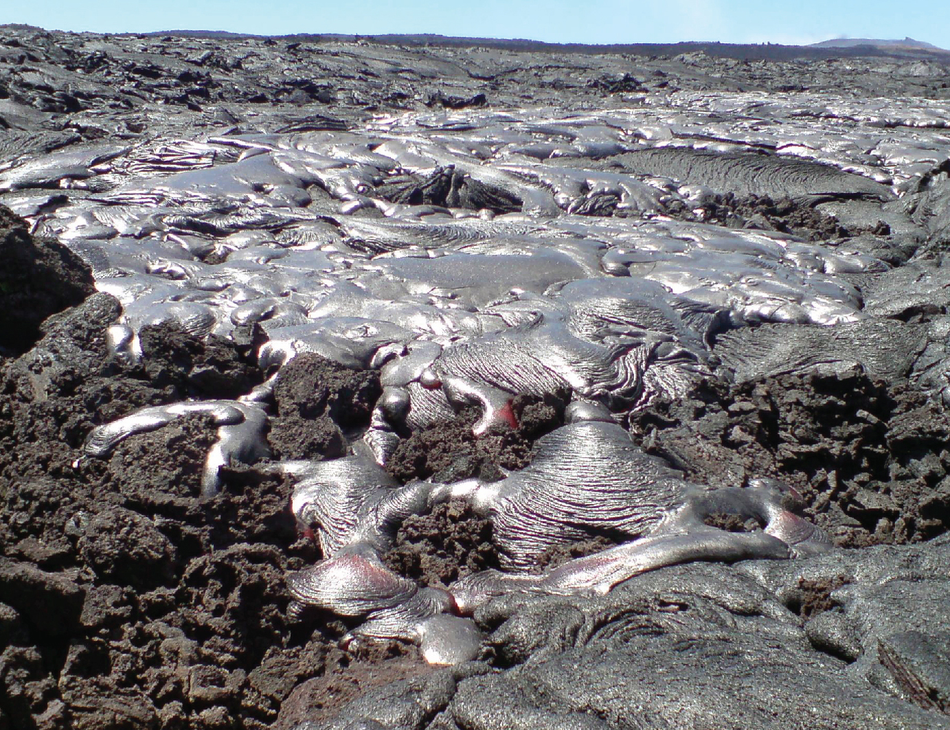 Lava Flow Update – Sunday, Sept. 28