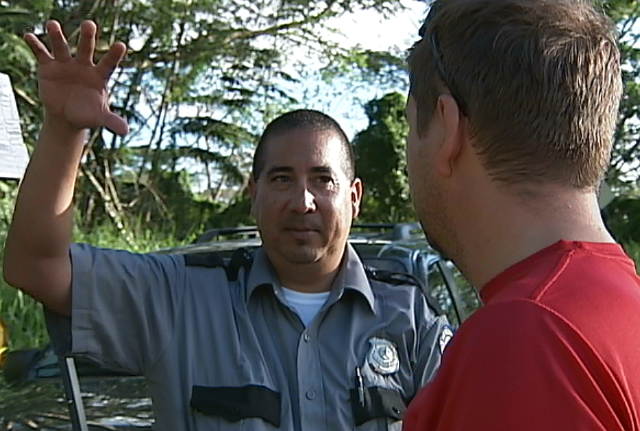 VIDEO: County Officials Take On Lava Tour Controversy